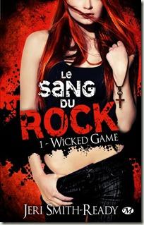 Le sang du rock tome 1