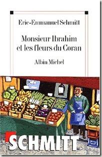 Livre - Schmitt - Monsieur Ibrahim